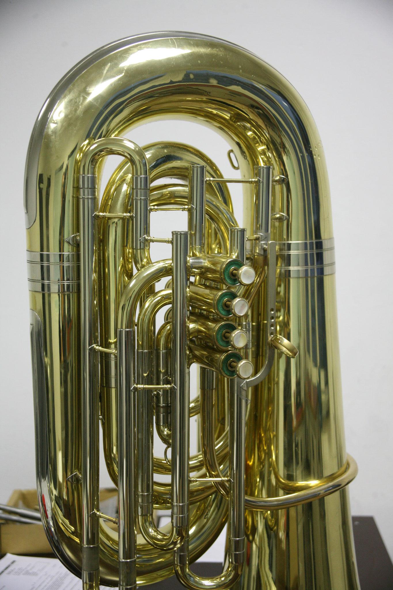 Gronitz B-Tuba / zusätzliches 5.Ventil