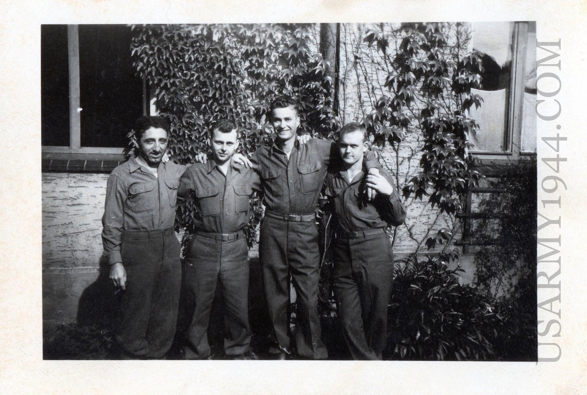 Joe, Henry e altri amici