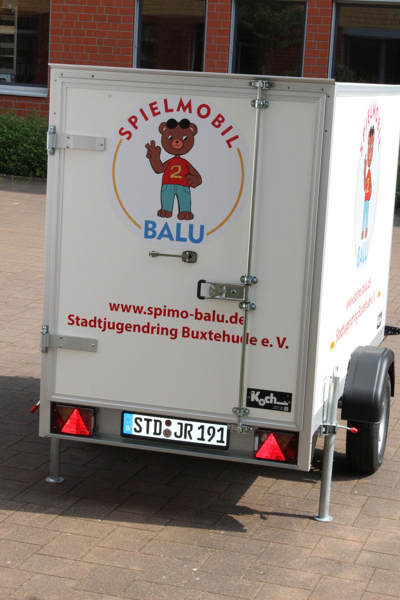 BALU 2.0 - Allzeit gute Fahrt!