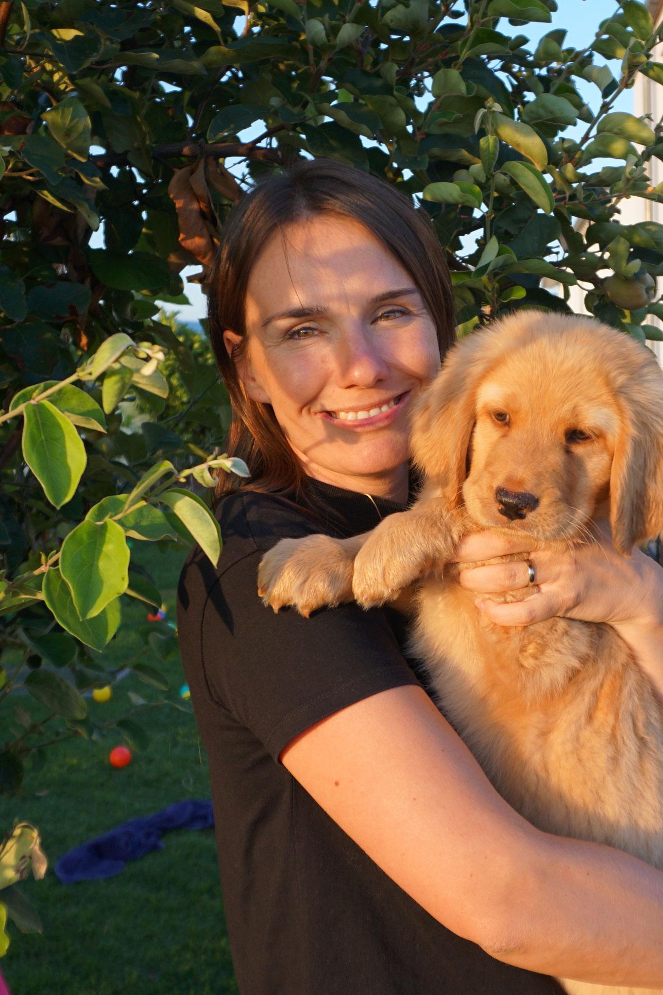 Cindy mit Alfons