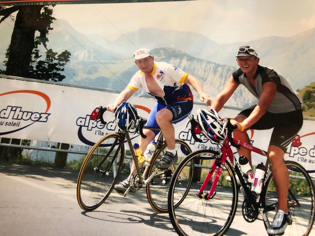 Alpe d'Huez 2006