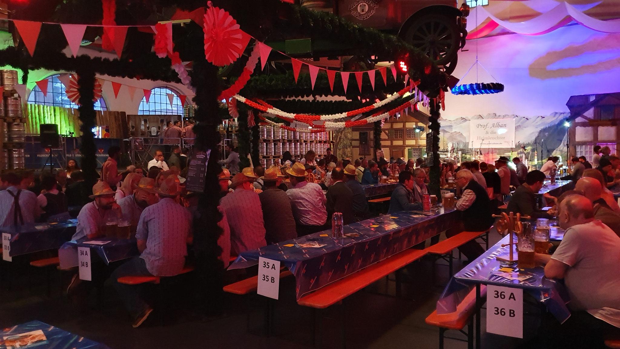 Oktoberfest 2019 in der Pichhalle - oldtimerclub