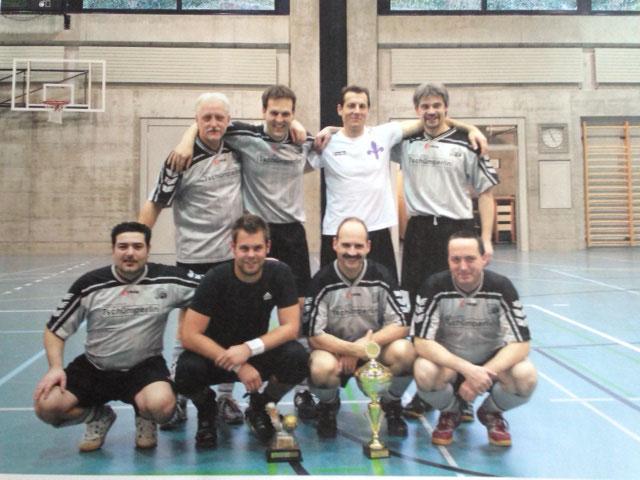 13. Hallenmasters 1. Rang im 2011 in Münchenstein