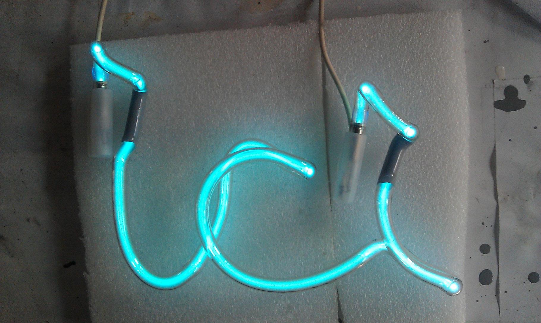 Neon anfertigen Berlin // Neon Joecks Berlin