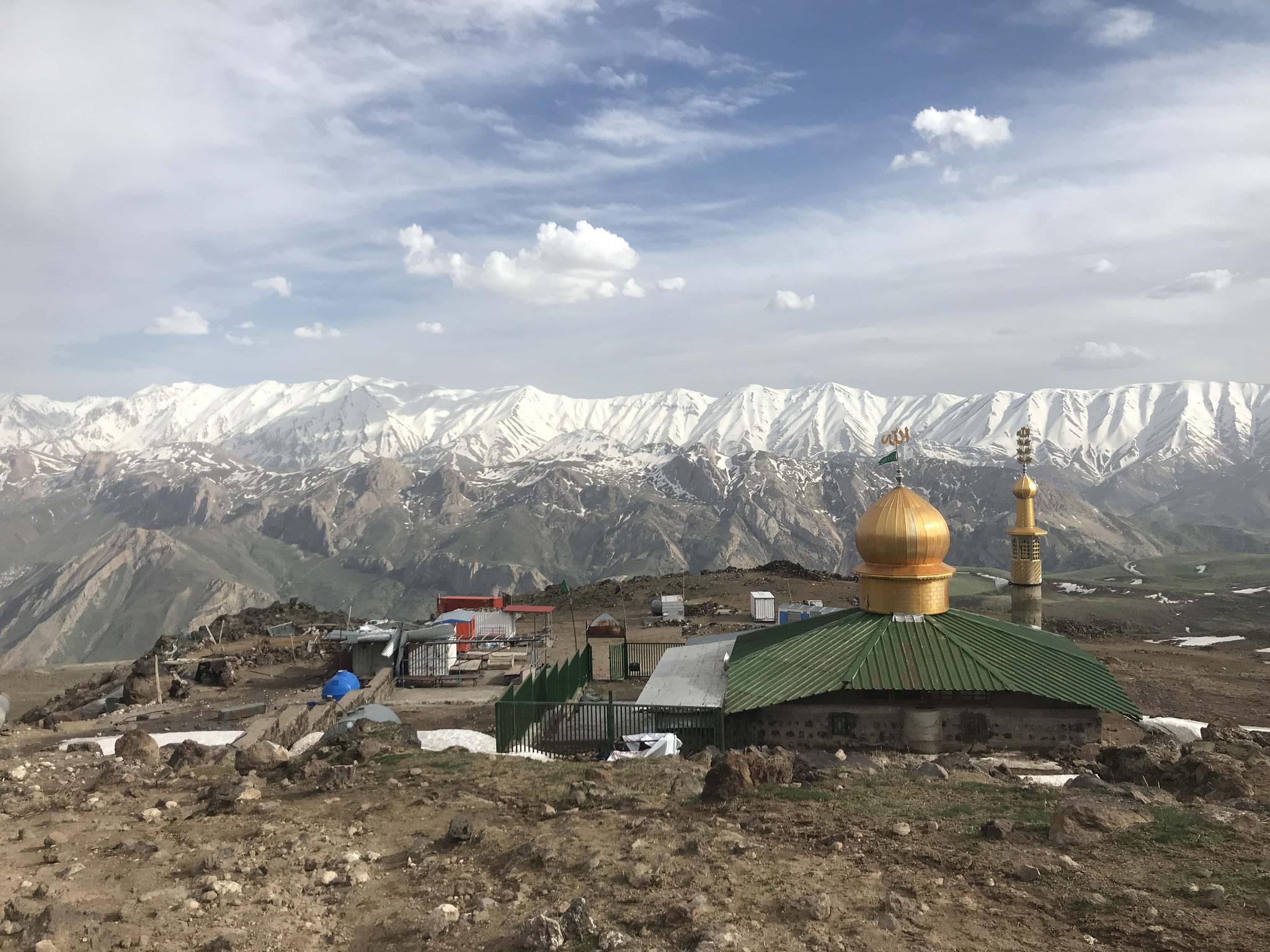 Mosquée à 3000m
