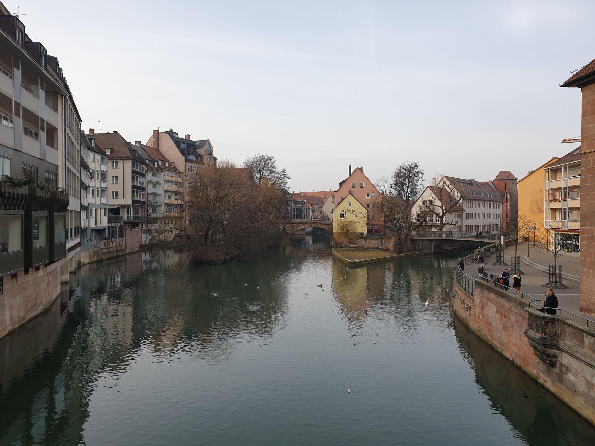 Ansicht von Nürnberg