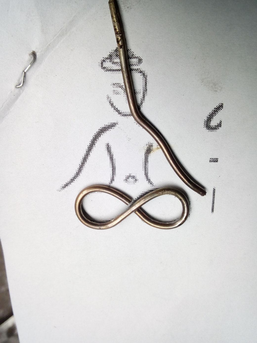 curvatura del filo