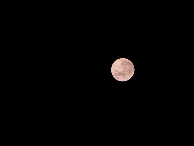 Mondsüchtig!