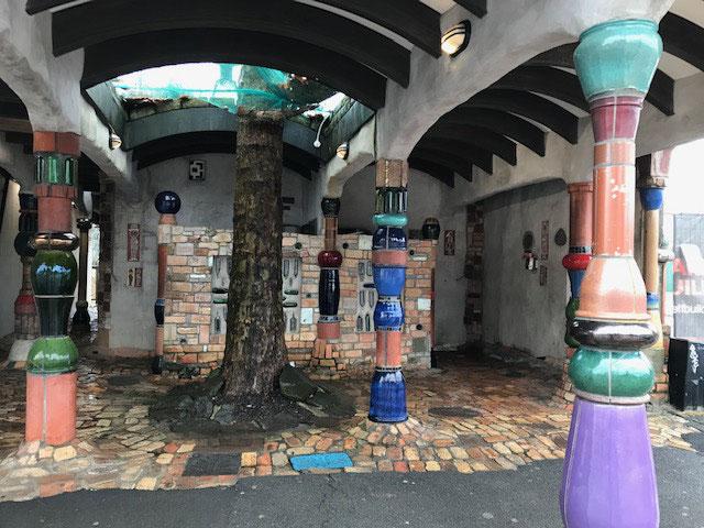 Hundertwasser Toilette