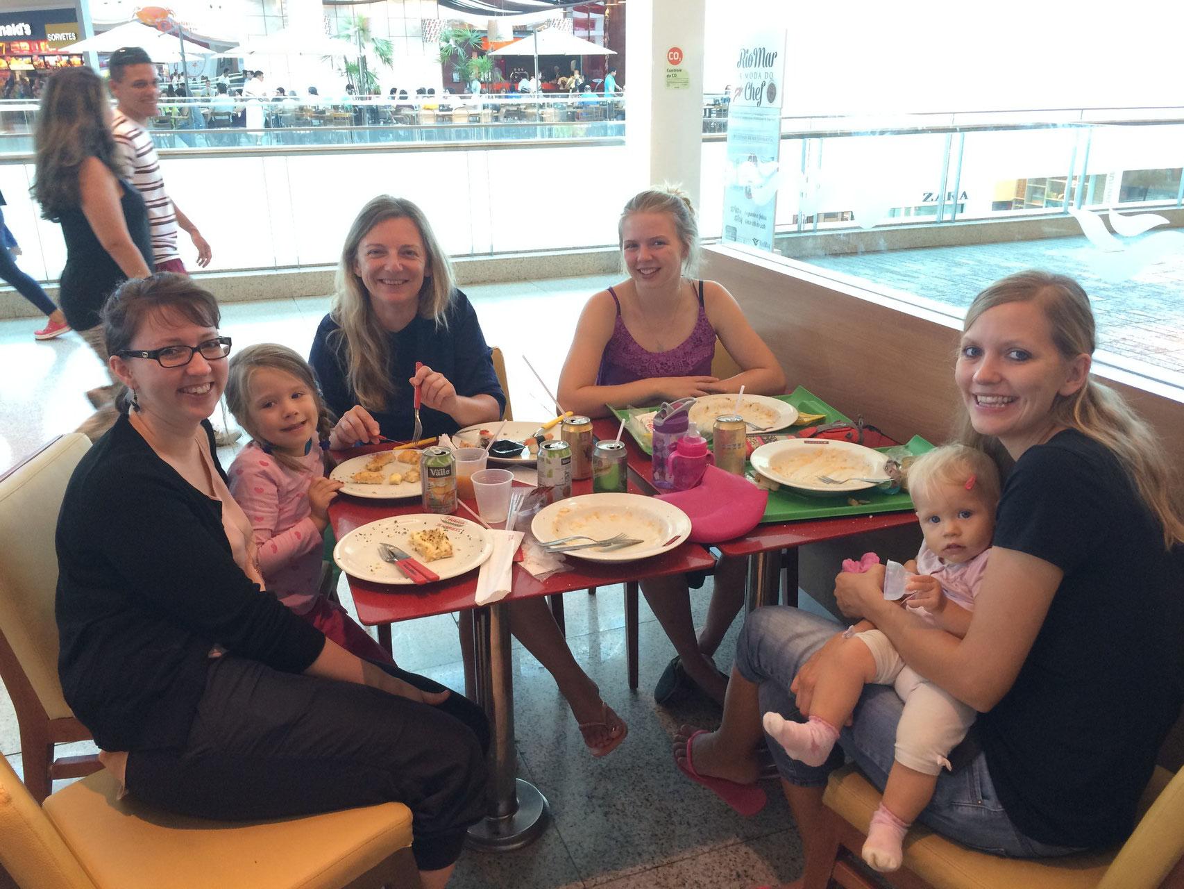 Ausflug mit Christine aus Deutschland und Melissa aus Kanada ins Rio Mar