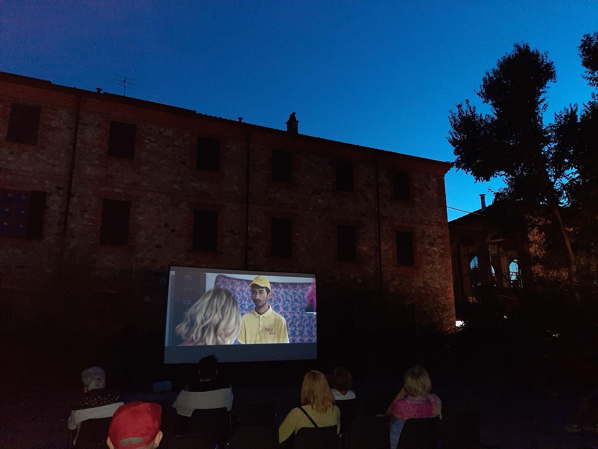 "RIVERGARO - VI ed. Rassegna Cinematografica ""Cinema Sotto Le Stelle 2021 "" Giardino Anguissola"