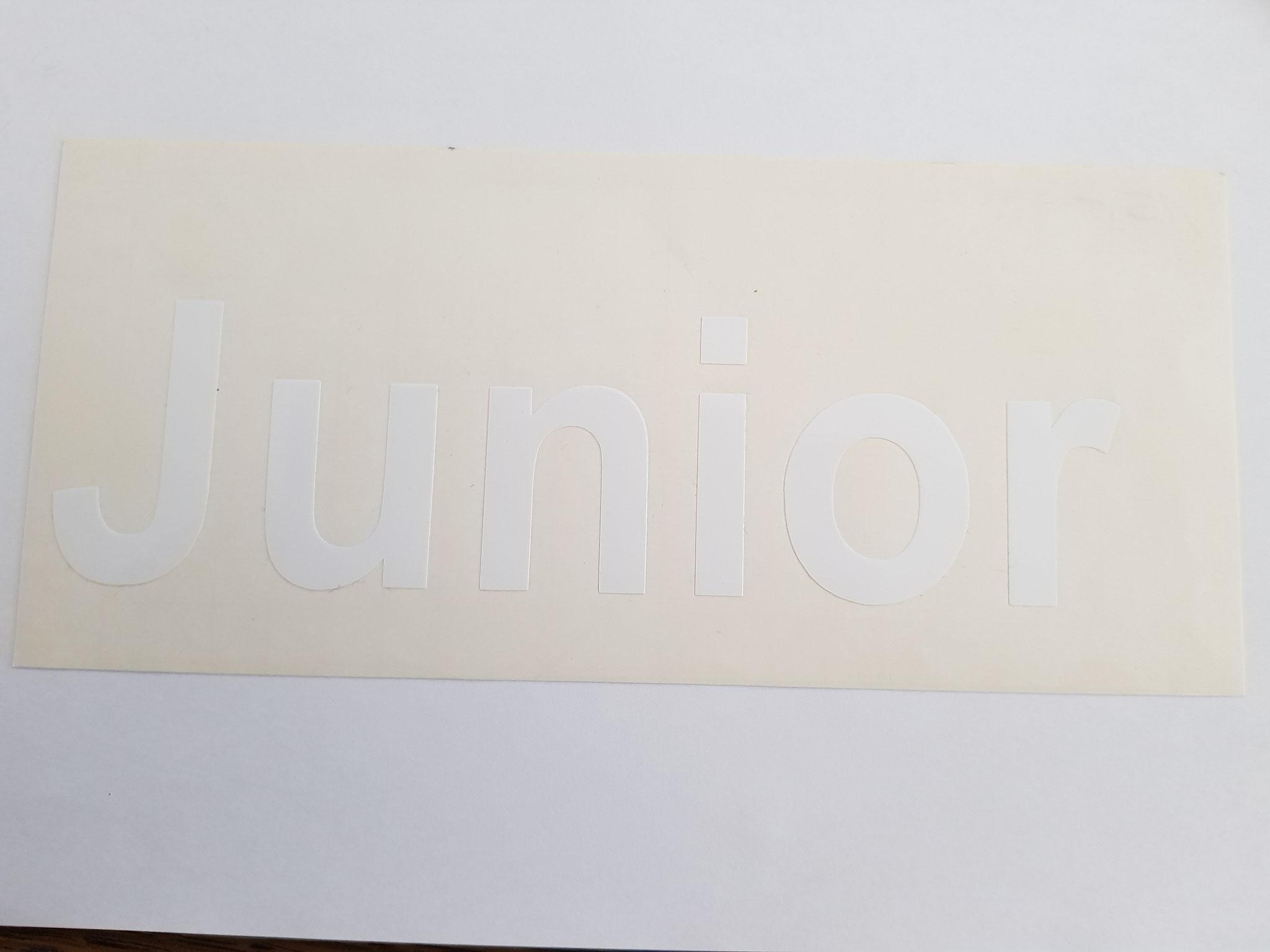 Schilter junior Kleber ab Mai 2020