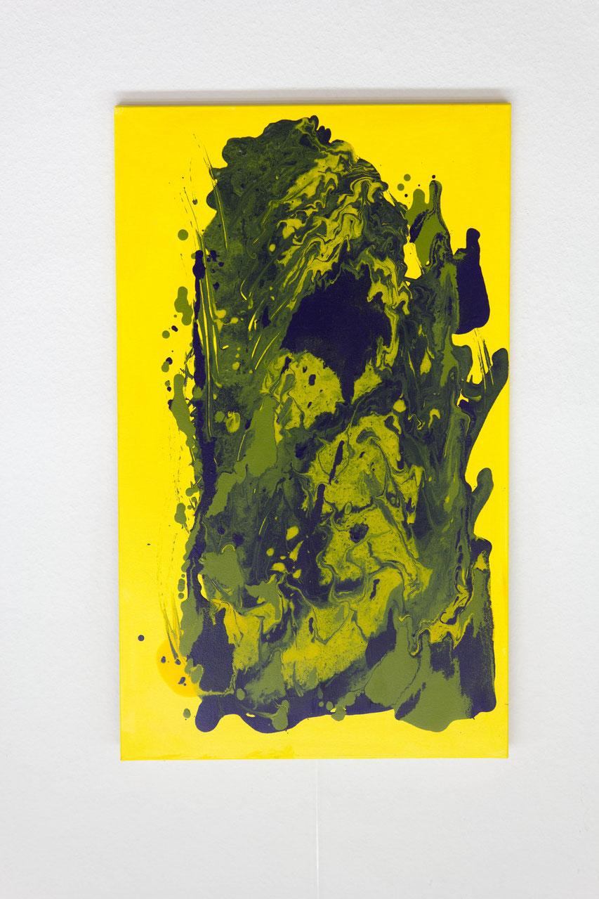 Nr. 50 Dietmar Krause, Acryl auf Leinwand