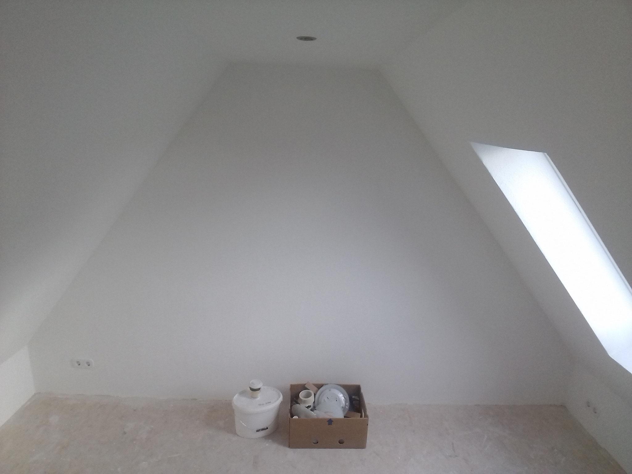 Teilausschnitt Dachgeschoss 2