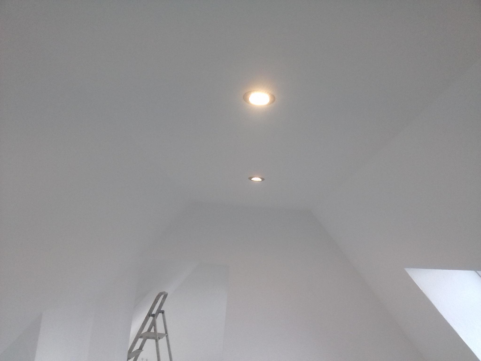 Teilausschnitt Dachgeschoss 1