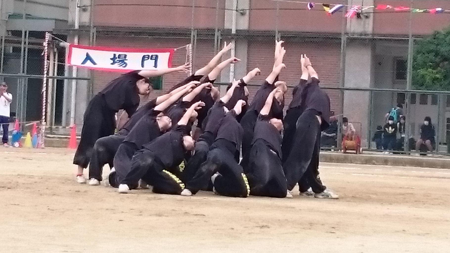 清明学院高等学校 ダンス部