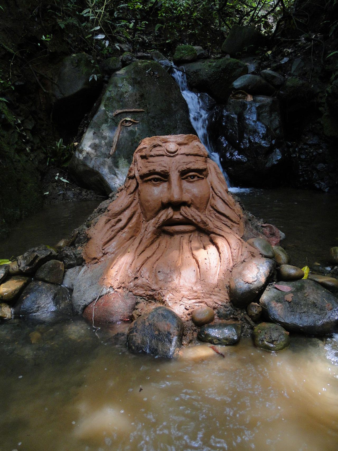Mohan señor de las aguas