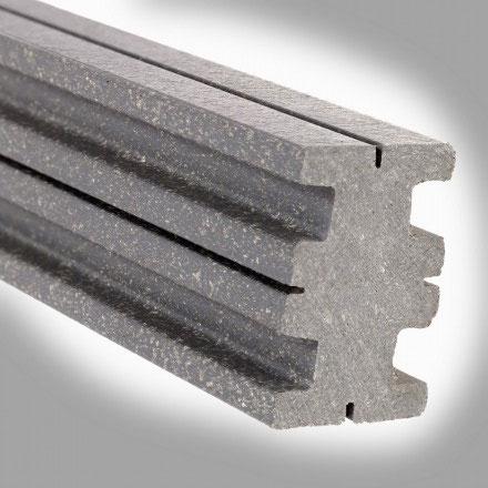 Unterkonstruktionsprofil H3 (40 x 60 x 2400 mm)