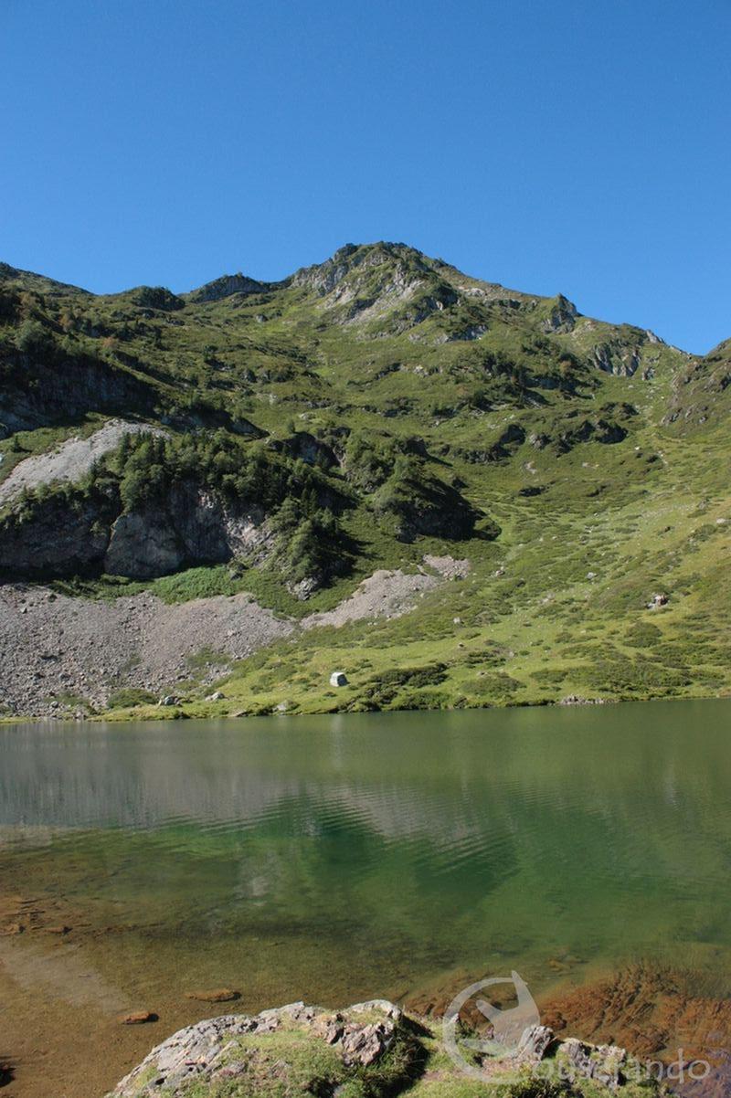 Étang d'Ayes - Doriane GAUTIER, Couserando - Ariège Pyrénées