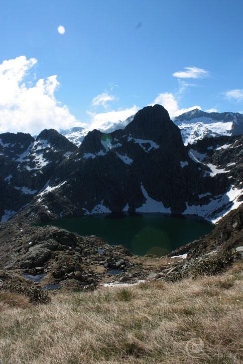 Dent de la Mède -  Doriane GAUTIER, Couserando - Randonnée Nature Ariège Pyrénées