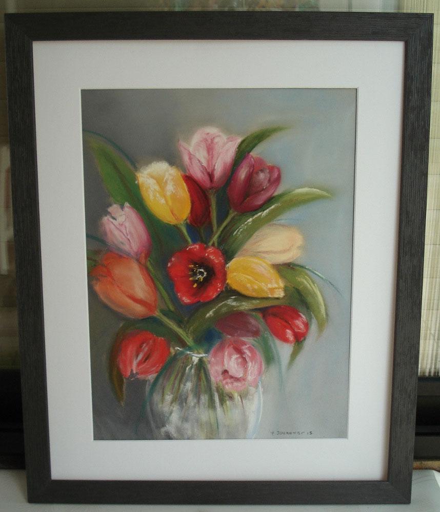 Bouquet de tulipes