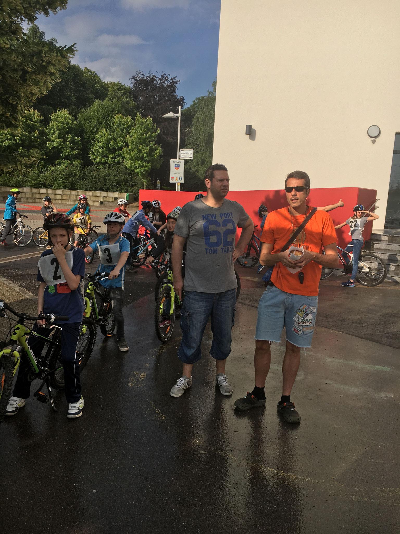 24 juin : Coupe scolaire circulation 2016 à Lamadelaine