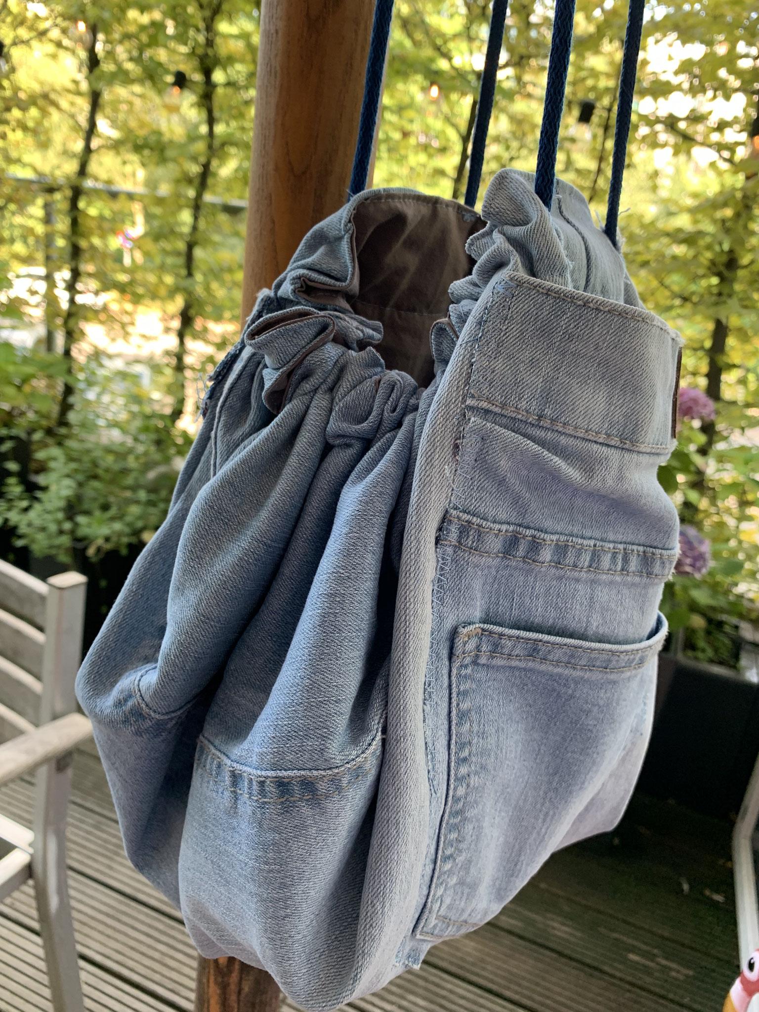 Tasche aus Jeans 35,00 Euro
