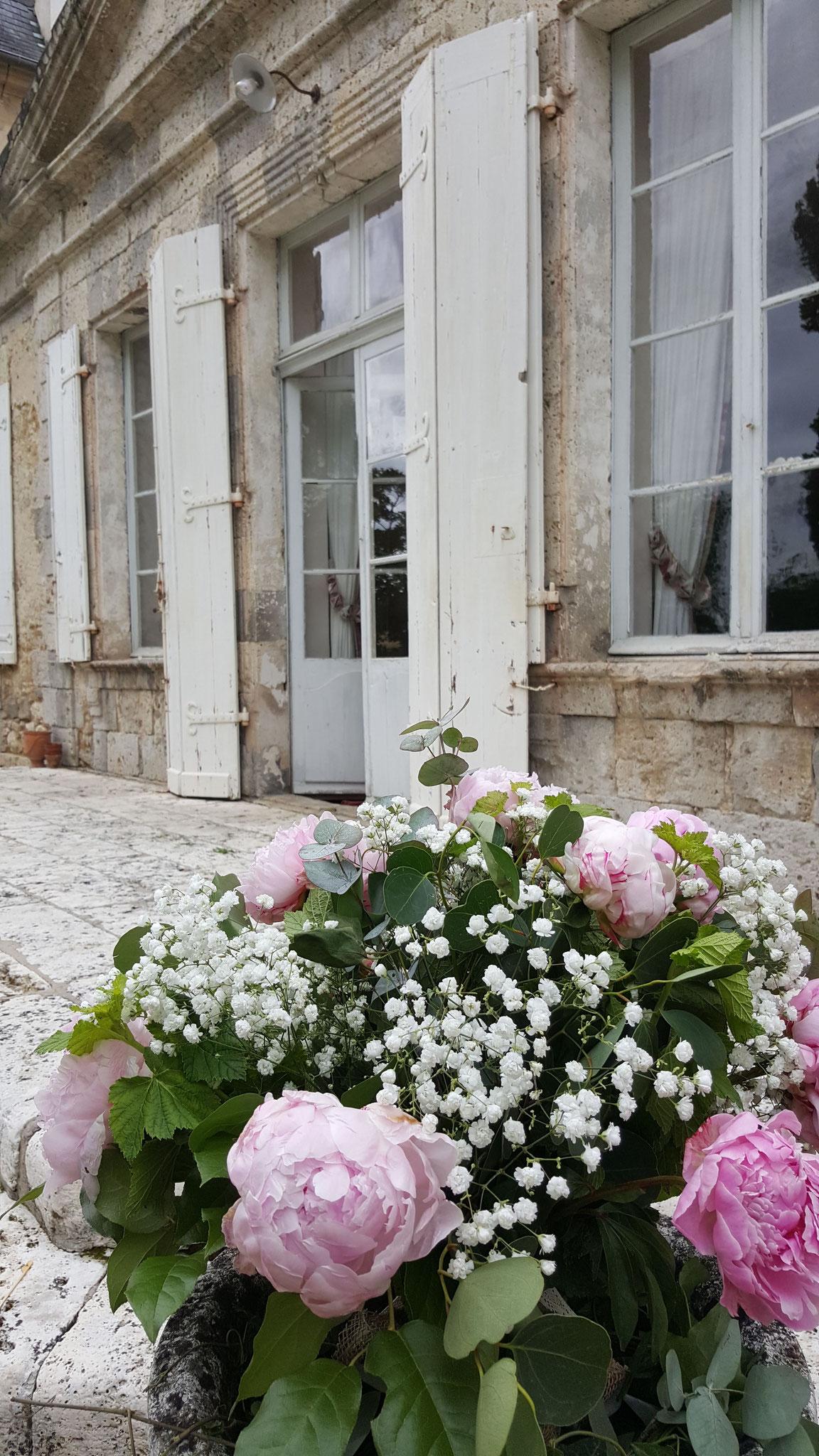 Idees Deco De Mariage Chateau La Hitte