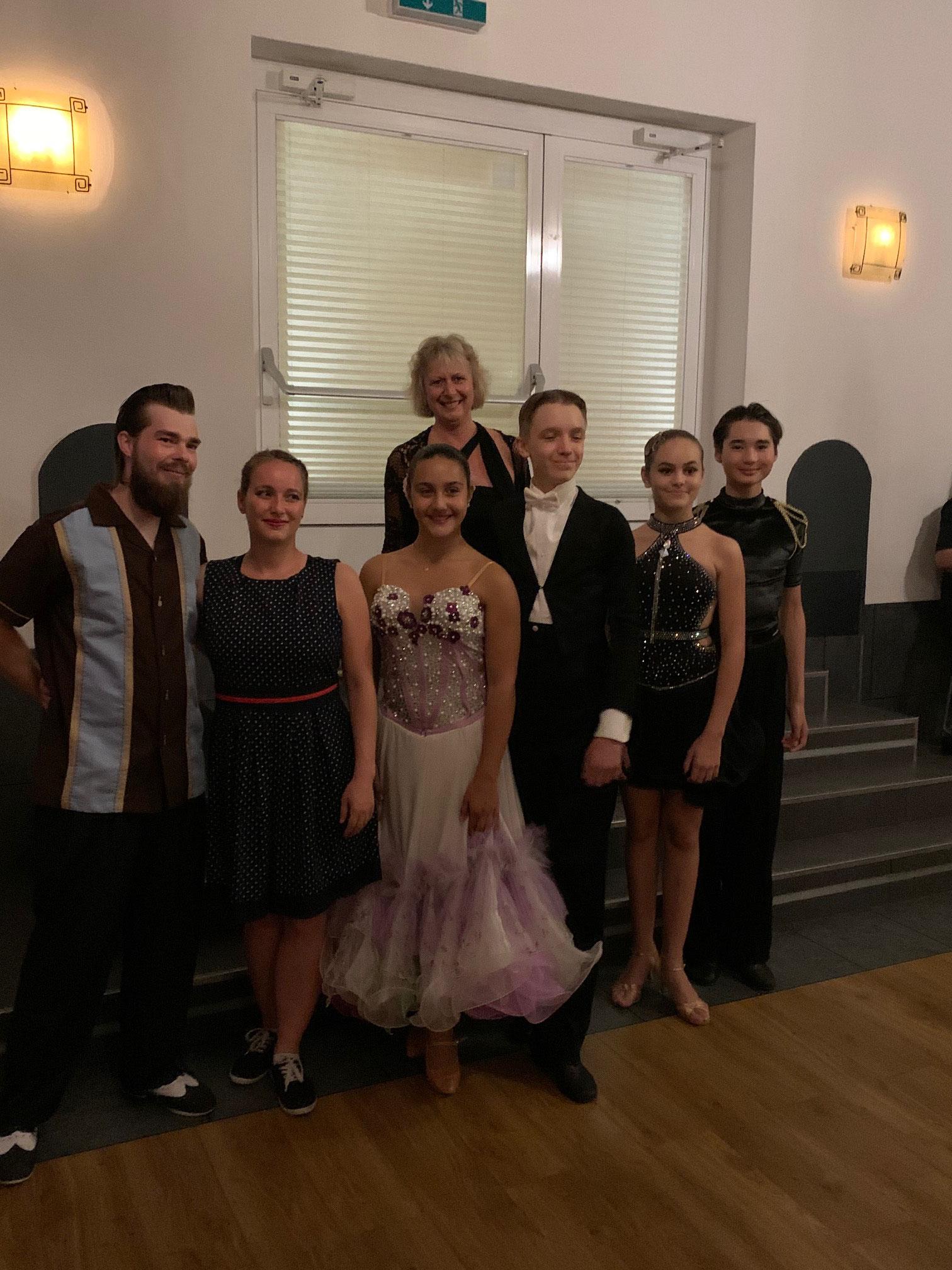 Show Tanzgruppe Galactic Dance