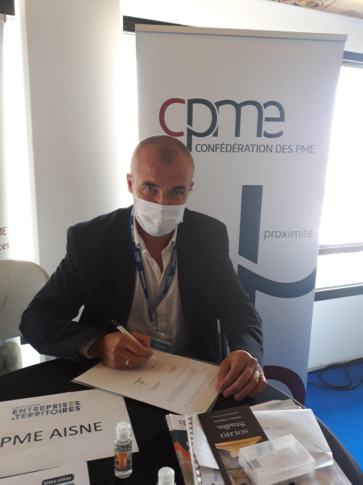 Emmanuel Cohardy - CPME