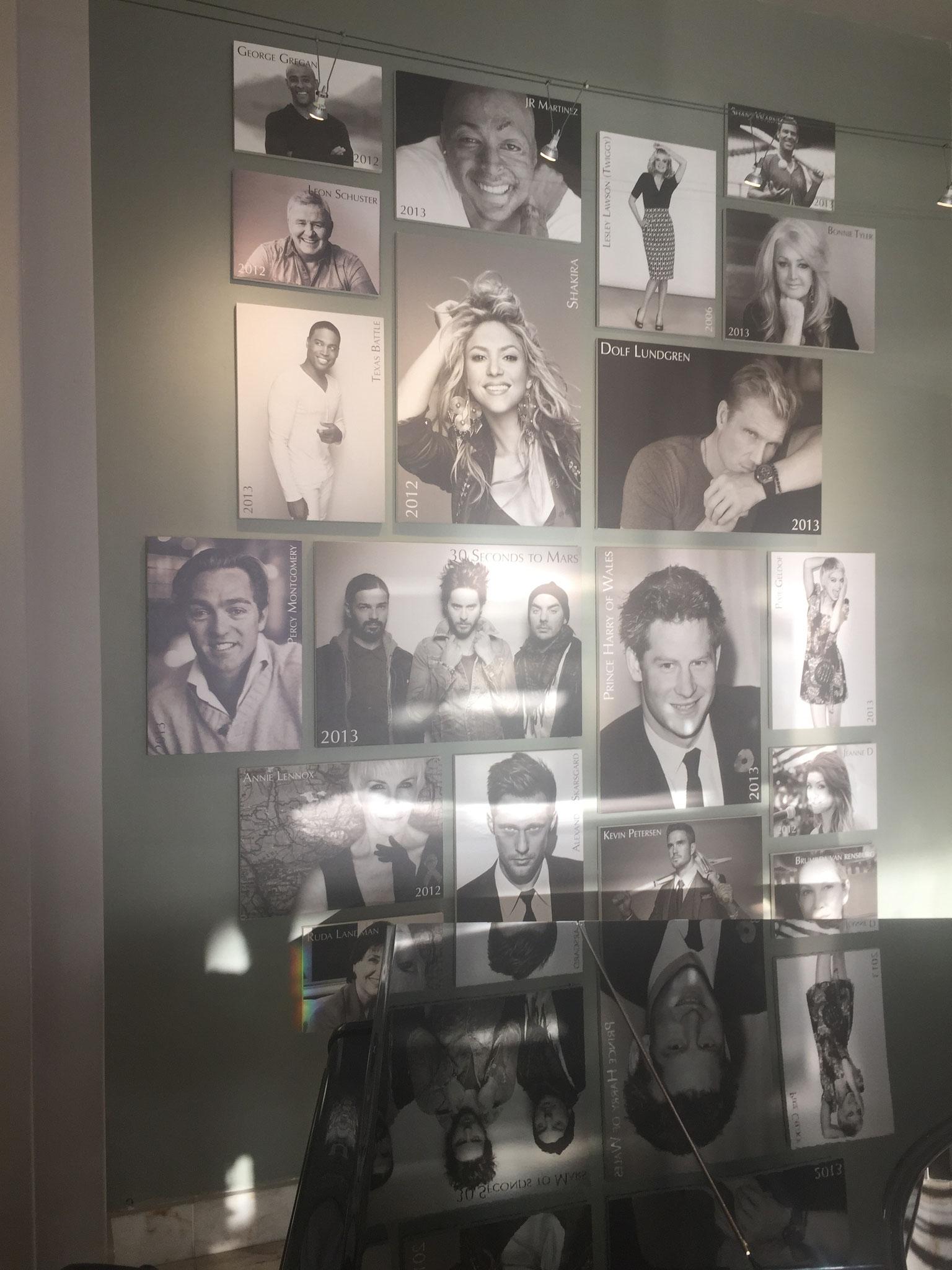 Das 160 m2 Penthouse wurde bereits von Prinz Williams und Shakira bewohnt (http://www.thebay.co.za/penthouse_room.php)