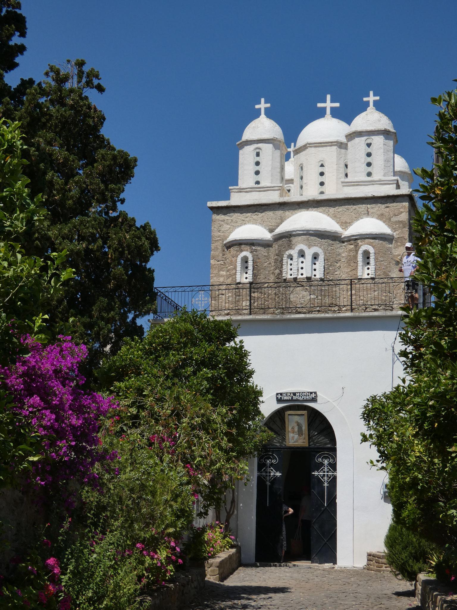 Kirche in der Festung Koroni