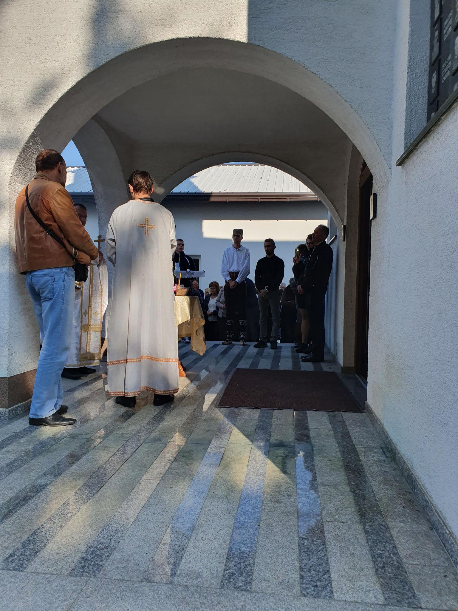 ....crkvena Slava Sv.Petka u Gajevima