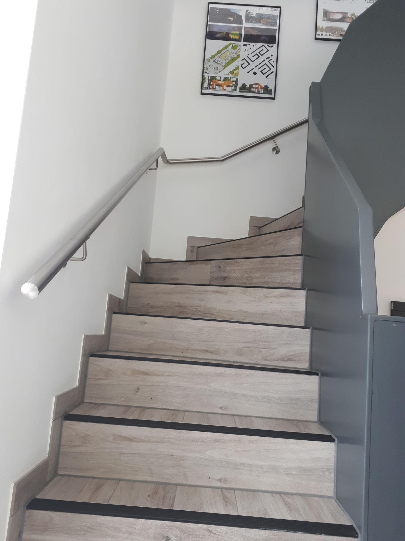 Geländer+Handlauf