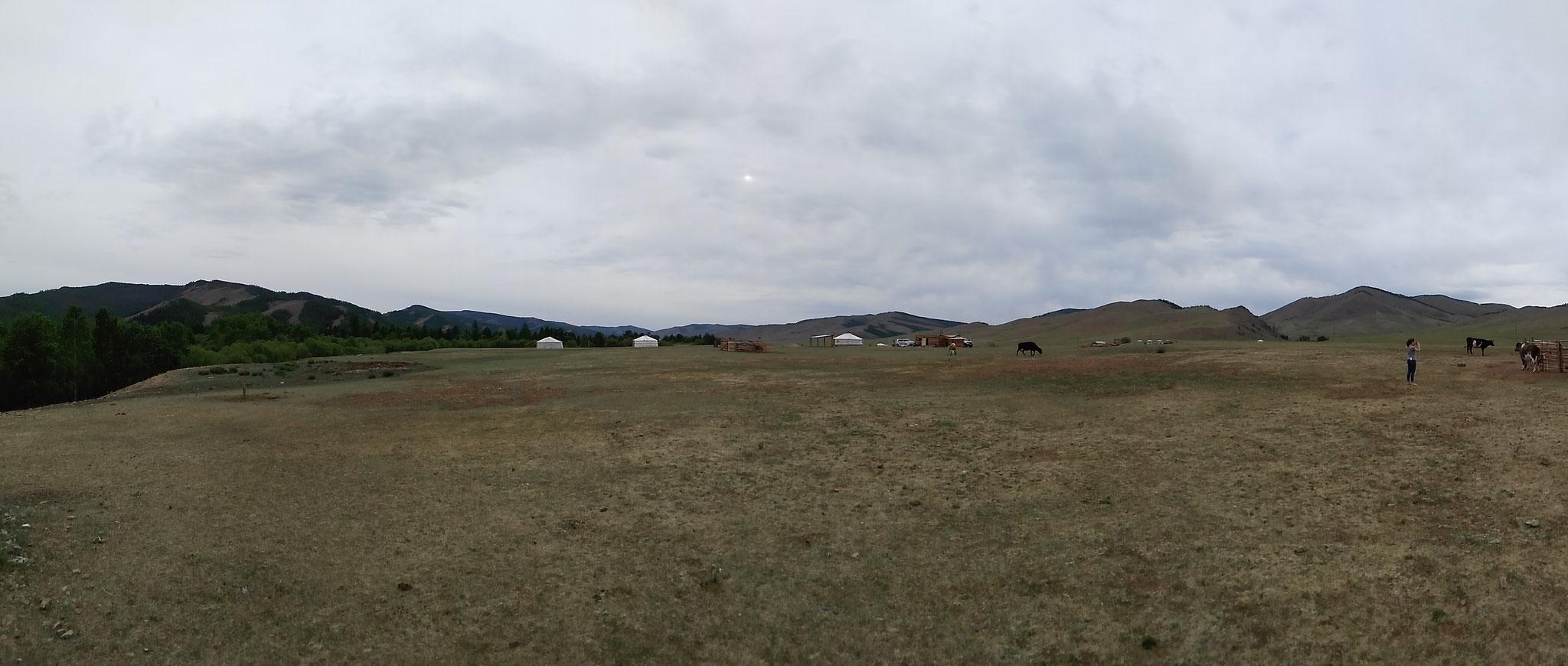 Parc Terelj - Mongolie