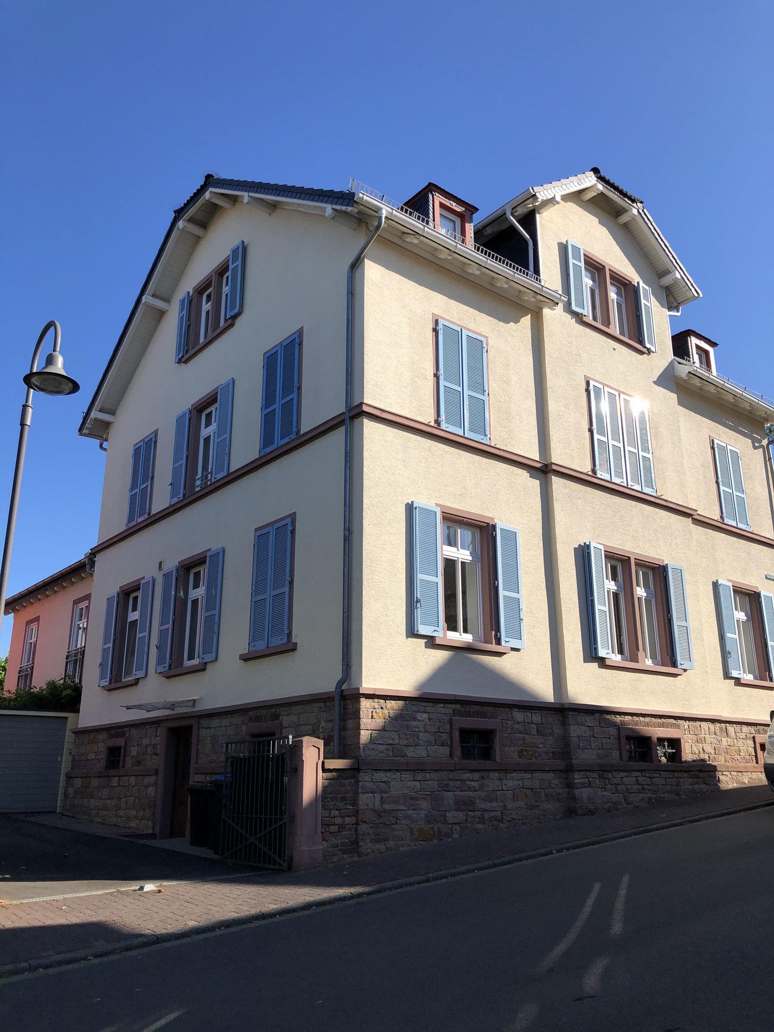 Mehrfamilienhaus in Rockenberg - 3 Wohneinheiten