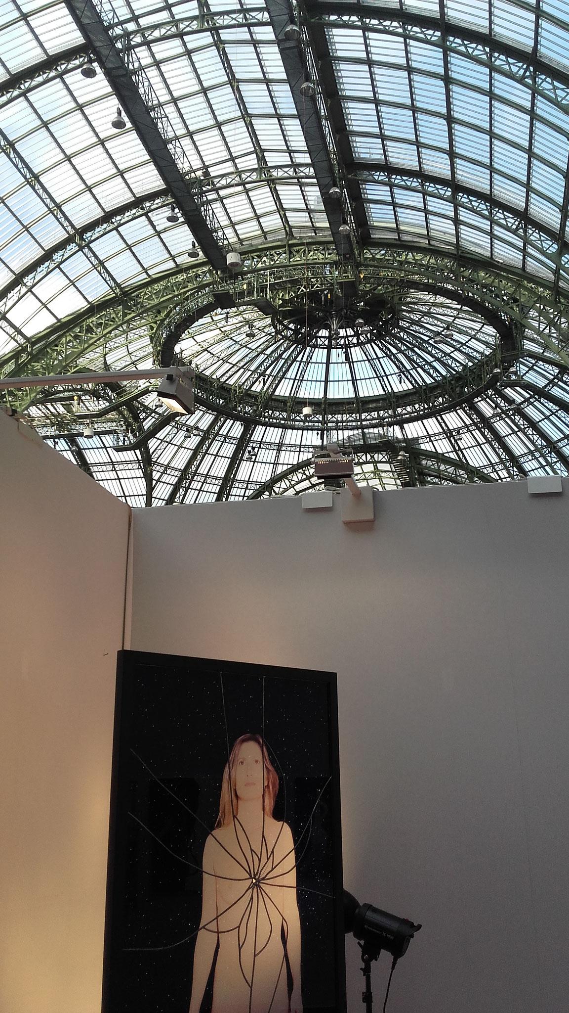 Toujours en Vie sous la verrière du Grand Palais