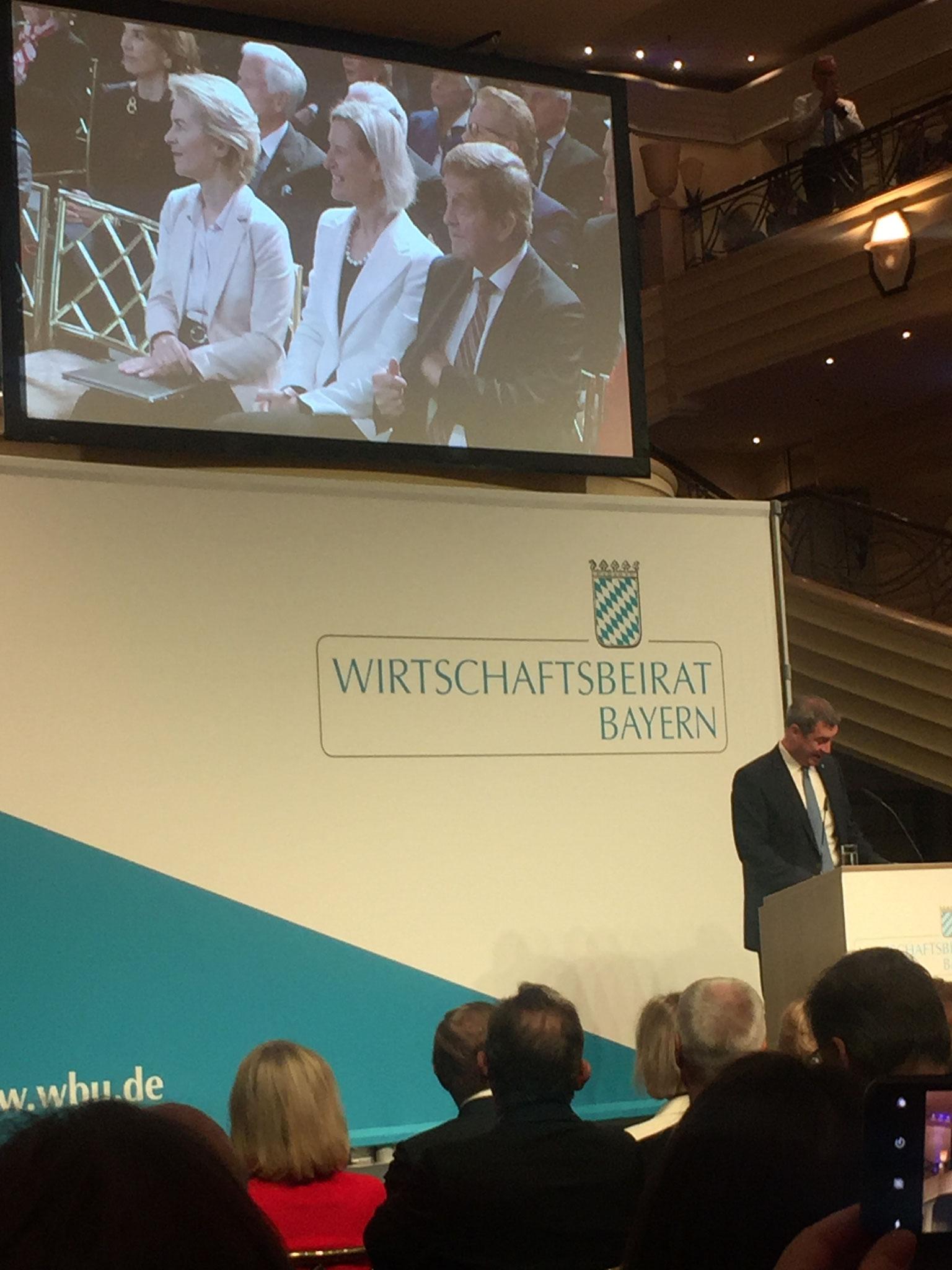 Dr. Markus Söder erklärt den bayerischen Weg in eine digitale Zukunft.