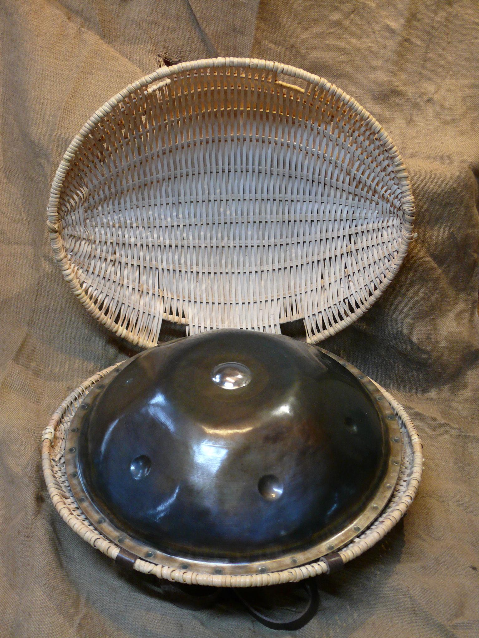 Tragekorb für Hand Pan