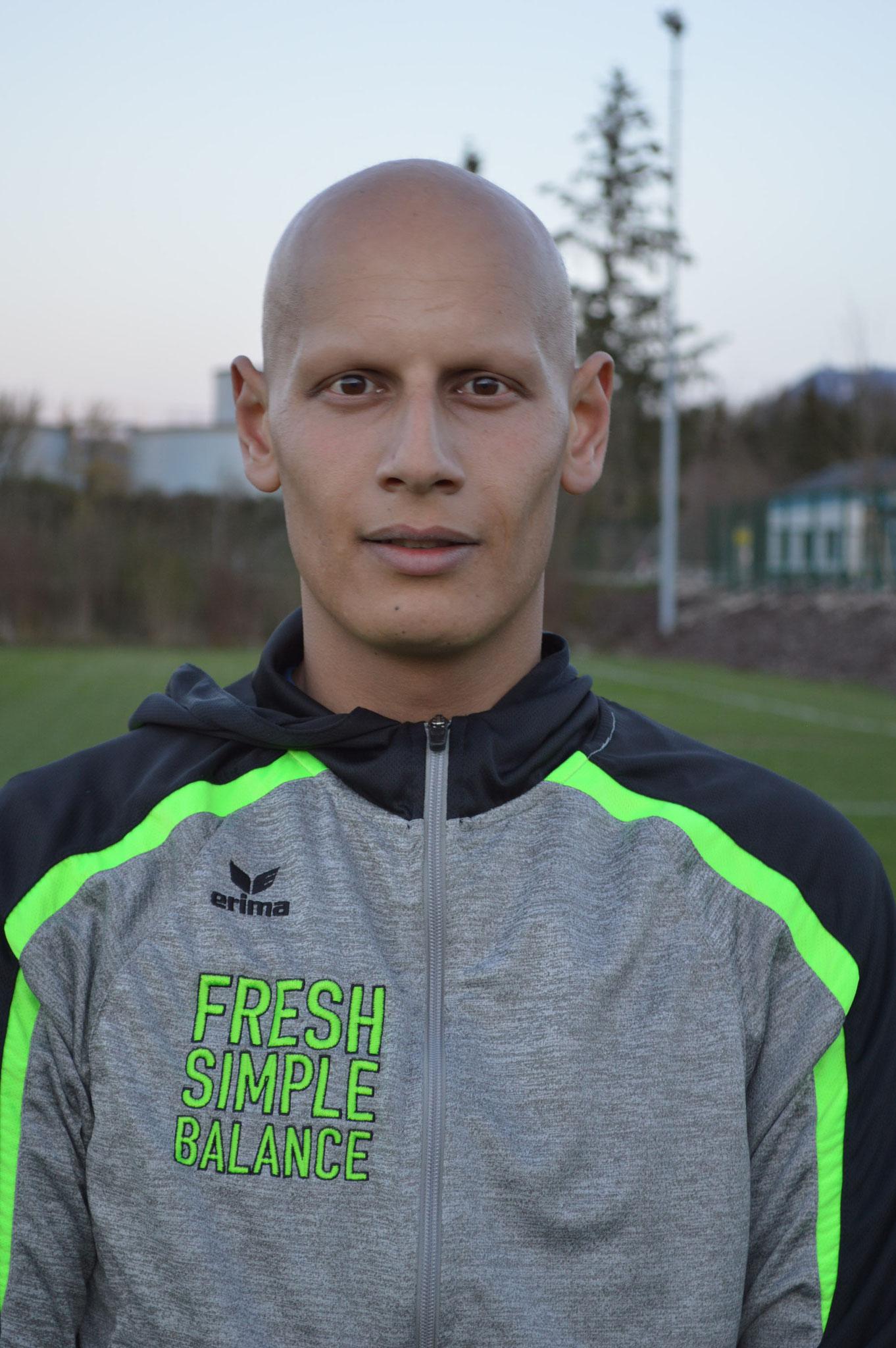 Mohammad Hassan - Vereinsmitarbeiter - Jordanien