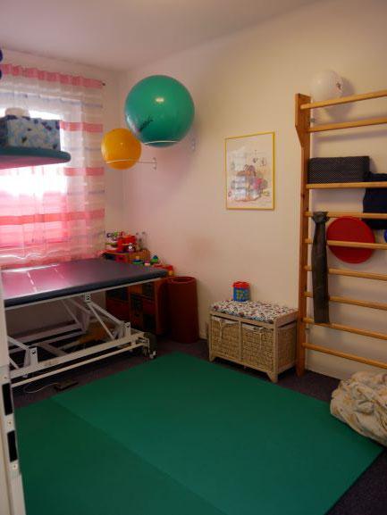 der Kinderraum