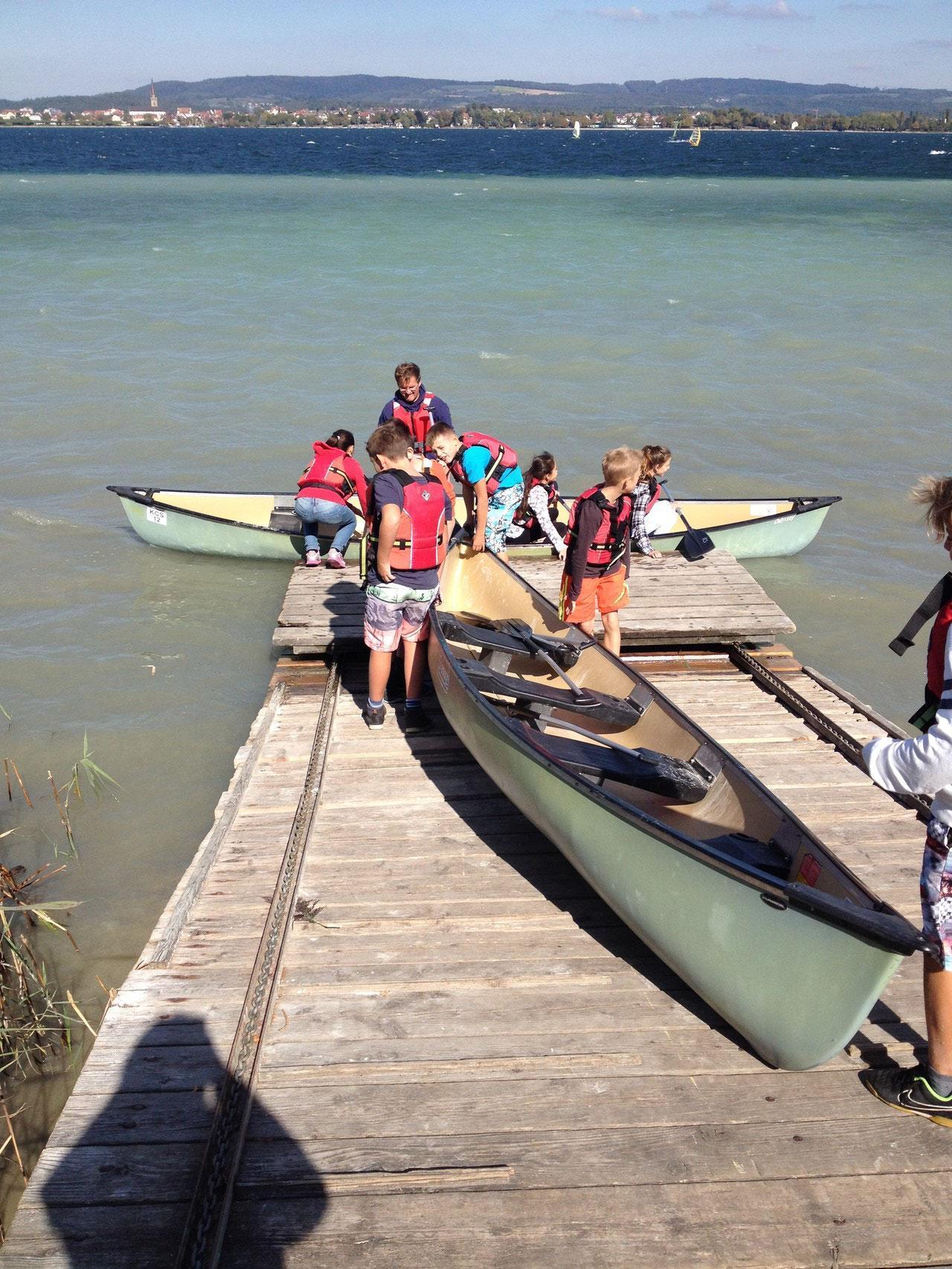 Kanu-Camp 2015
