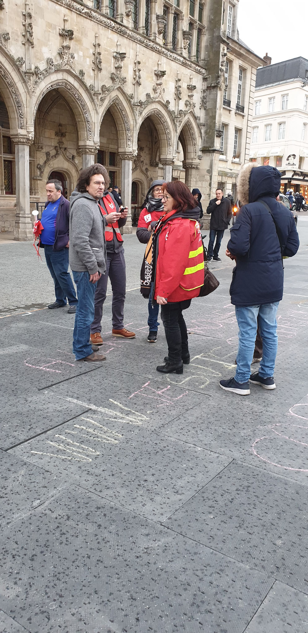 Le 20 Février 2020 à Saint-Quentin (02)