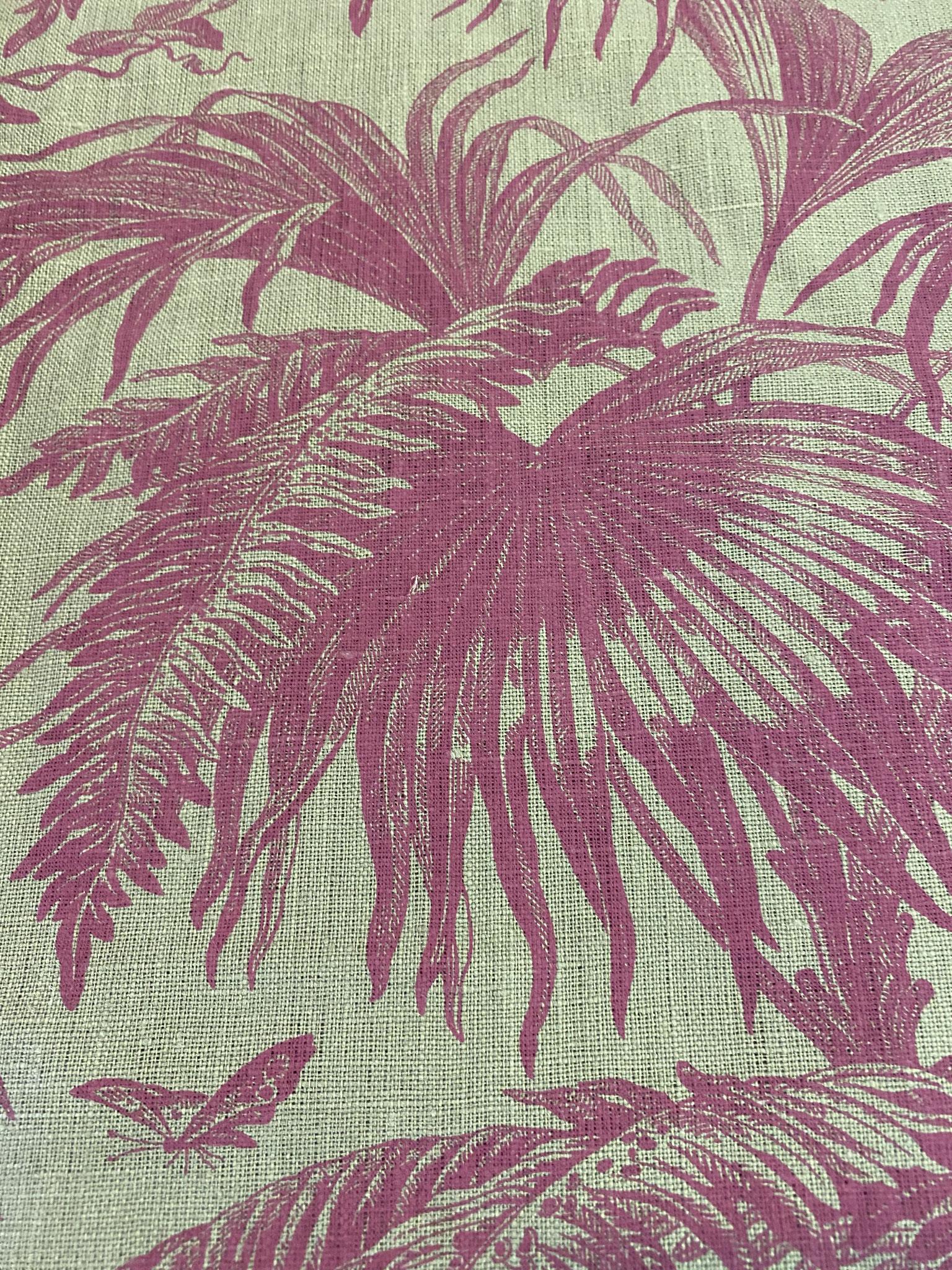 """Palmenrausch"" Detail"