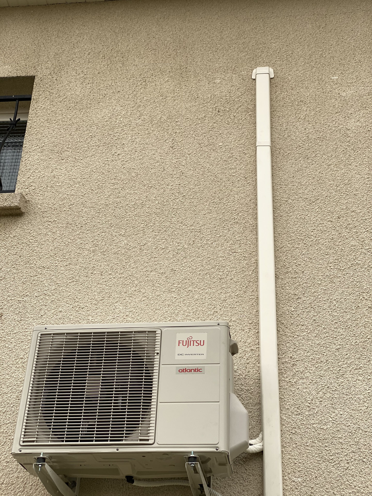 Installation d'une climatisation Monosplit Labarthe sur leze