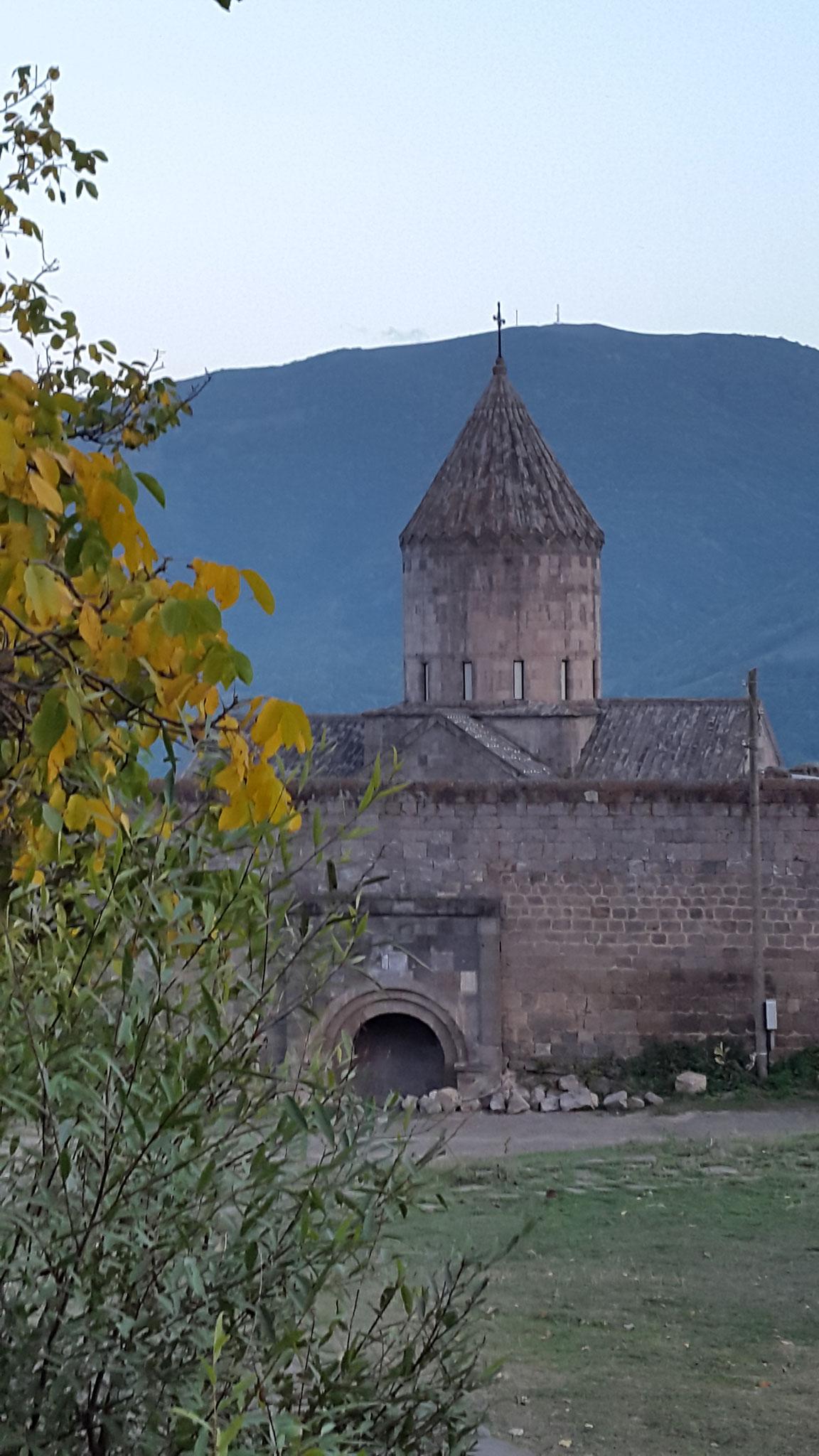 Tatev im Oktober