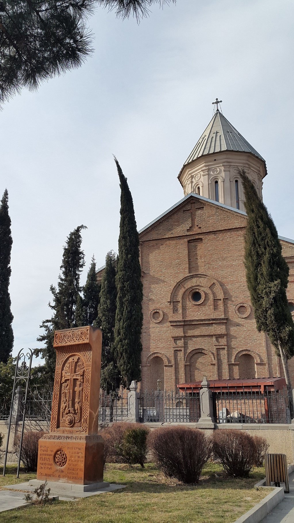 Armenische Kirche in Tbilisi