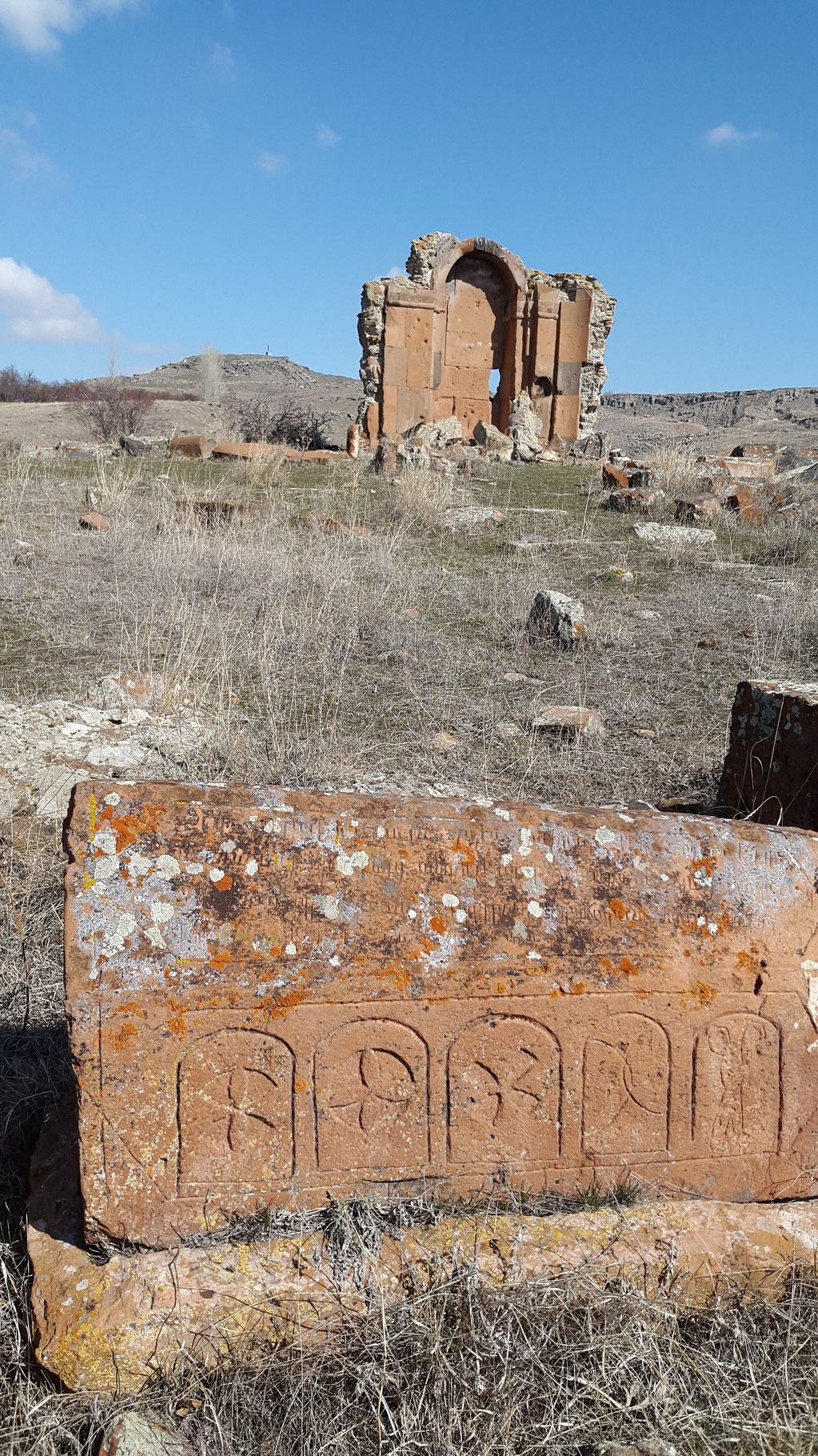 Friedhof des Klosters