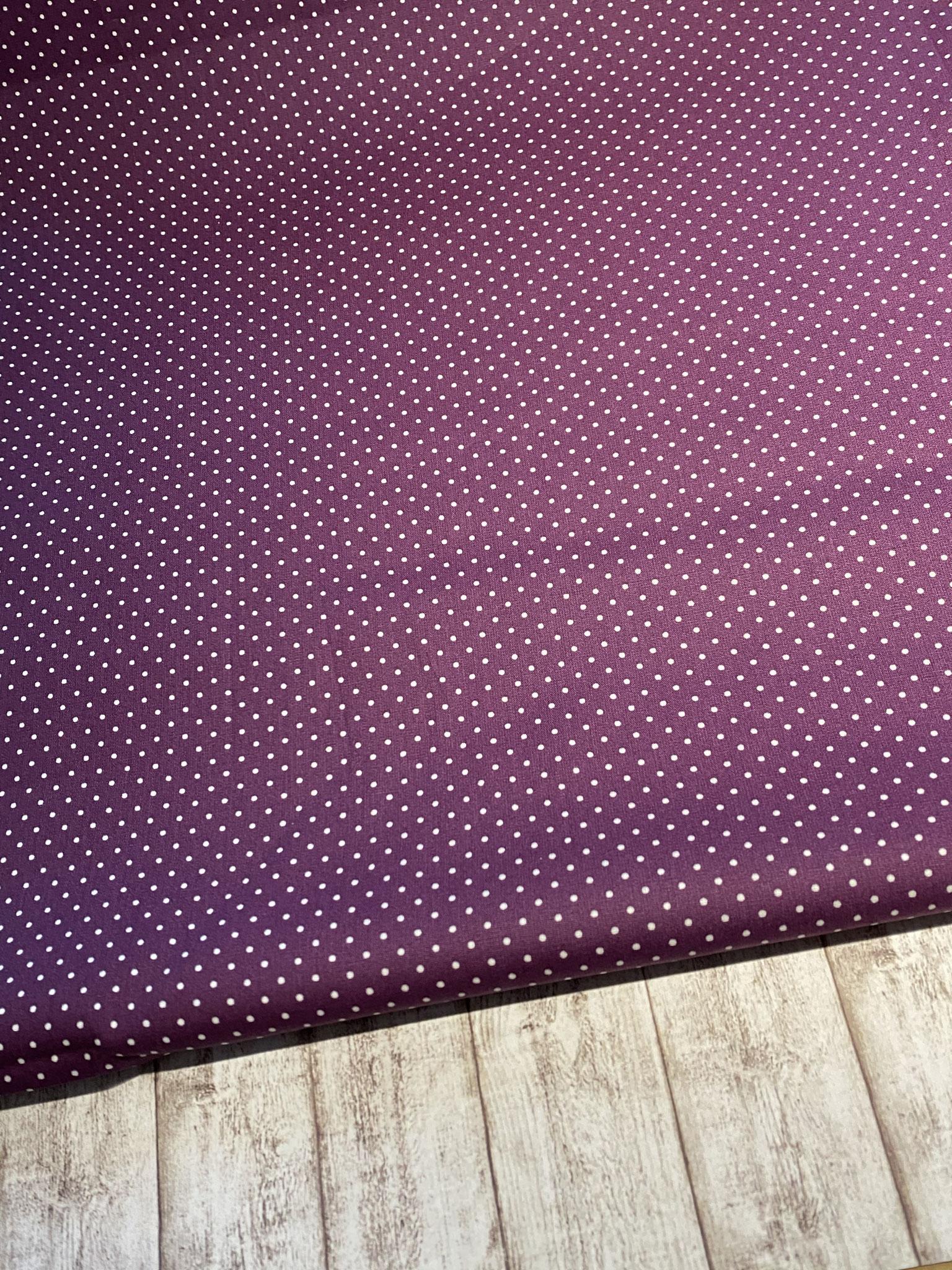 kleine Punkte purple