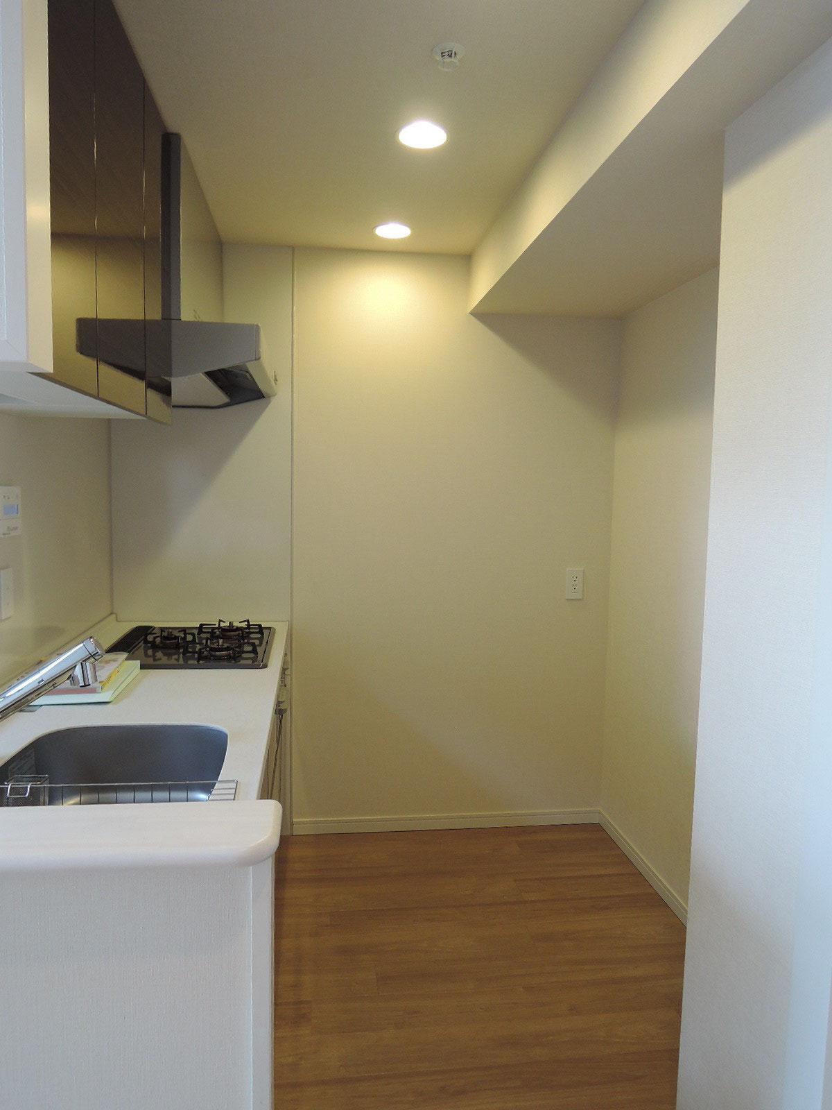 キッチンのスペース